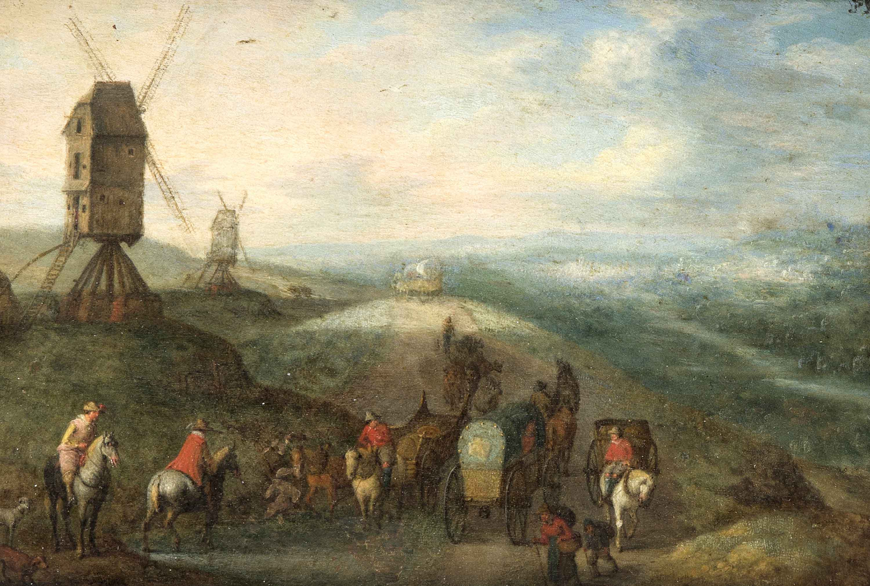 Brueghel, Jan d
